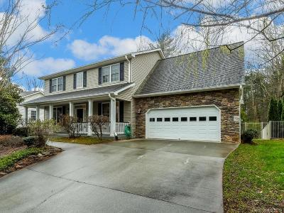 Arden Single Family Home For Sale: 76 Driftstone Circle