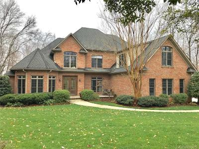 Single Family Home For Sale: 4621 River Bluff Court