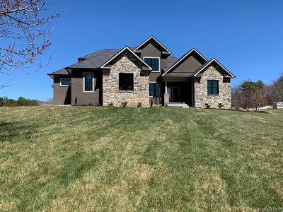 Fletcher Single Family Home For Sale: 49 Water Hill Way