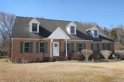 Salisbury Single Family Home For Sale: 508 Fairway Ridge Road