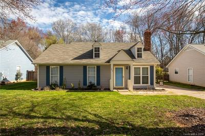 Indian Trail Single Family Home Under Contract-Show: 215 Stratford Drive
