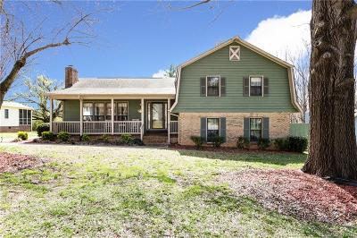 Mint Hill Single Family Home For Sale: 5500 Gristmill Lane