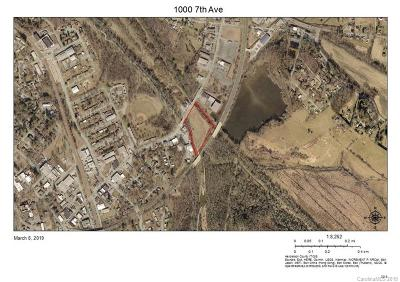 Hendersonville Residential Lots & Land For Sale: 1000 7th Avenue E