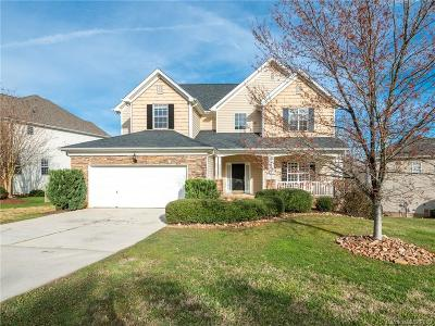 Pineville Single Family Home For Sale: 14918 Hawick Manor Lane