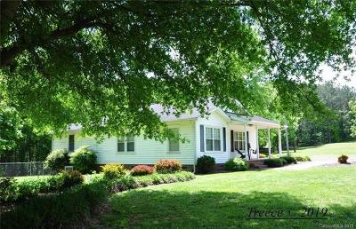 Lincolnton Single Family Home For Sale: 1335 Hill Road