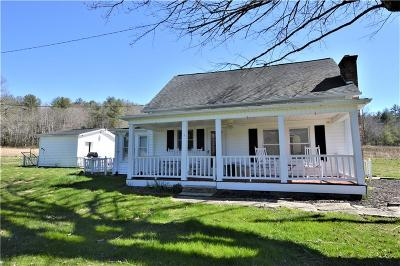 Lenoir Single Family Home For Sale: 4307 Steeltown Road