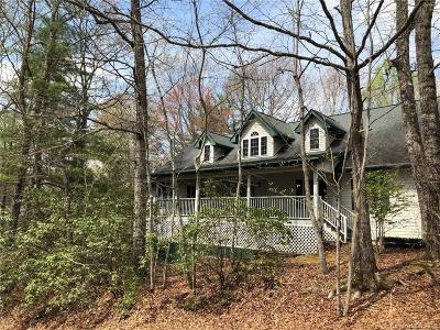 Pisgah Forest Single Family Home For Sale: 541 Timberlane Drive #35