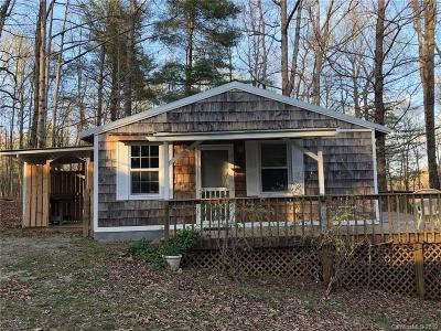 Transylvania County Single Family Home Under Contract-Show: 77 Pine Road