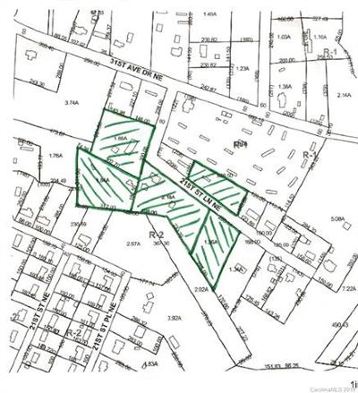 Residential Lots & Land For Sale: 2947,  2930,  2963,  2971 21st Street Lane
