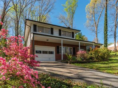 Candler Single Family Home For Sale: 3 Mayfair Drive