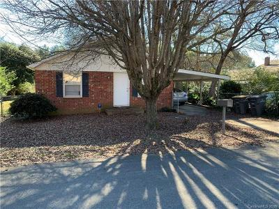 Kannapolis Single Family Home For Sale: 210 Small Street