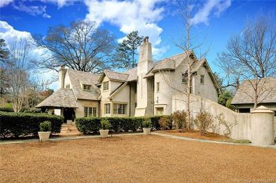 Charlotte Single Family Home For Sale: 2960 St Andrews Lane