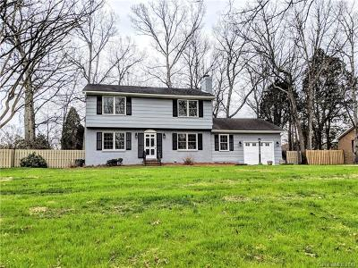 Salisbury Single Family Home For Sale: 241 Stonewall Road