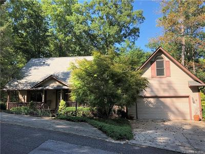 Lake Lure NC Single Family Home For Sale: $299,000