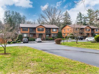 Hendersonville Condo/Townhouse For Sale: 1751 Haywood Manor Road #C
