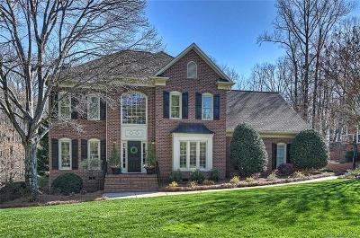 Charlotte Single Family Home Under Contract-Show: 6008 Summerston Place
