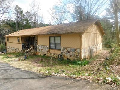 Rock Hill Single Family Home For Sale: 4432 York Highway