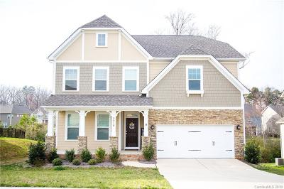 Monroe Single Family Home For Sale: 3310 Woodlands Creek Drive