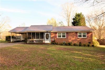 Lincolnton Single Family Home For Sale: 1432 Poston Drive