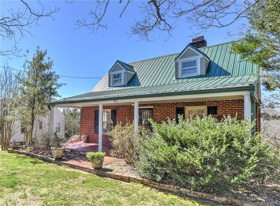 Asheville Single Family Home For Sale: 155 Arco Road