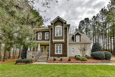 Clover, Lake Wylie Single Family Home For Sale: 2343 Branch Hill Lane