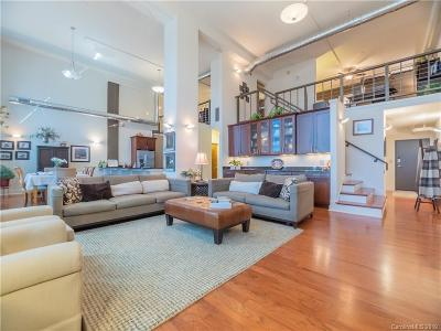 Fourth Ward Condo/Townhouse For Sale: 715 N Graham Street #508