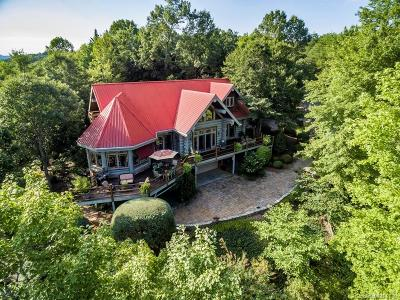 Lake Lure NC Single Family Home For Sale: $693,500