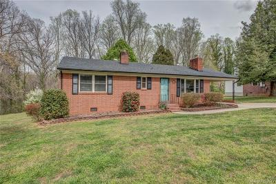 Belmont Single Family Home Under Contract-Show: 110 Crestview Drive