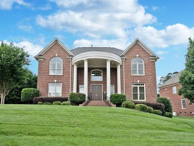 Huntersville Single Family Home For Sale: 10038 Coley Drive