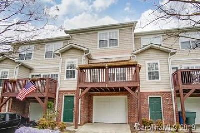 Mooresville Condo/Townhouse Under Contract-Show: 181 Forest Ridge Road