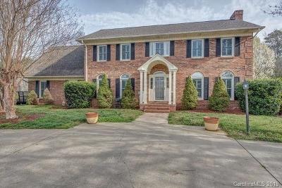 Shelby Single Family Home Under Contract-Show: 1705 Country Garden Drive