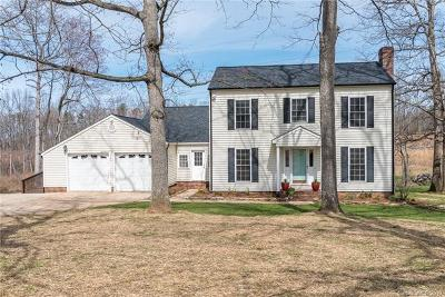 Lincolnton Single Family Home For Sale: 208 Wellington Drive