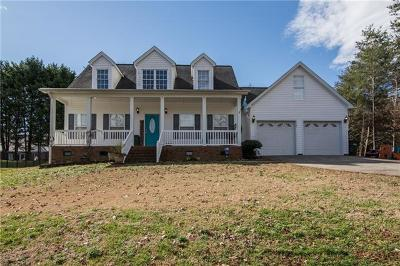 Single Family Home For Sale: 3720 Beth Place NE