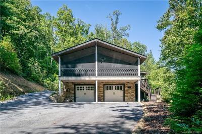 Horse Shoe Single Family Home For Sale: 86 Carolina Hills Drive