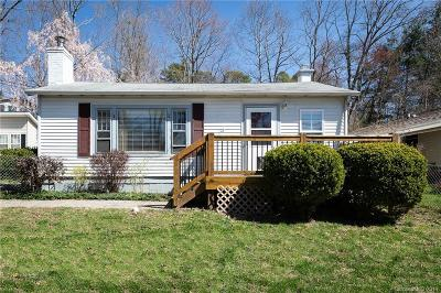 Arden Single Family Home Active Under Contract: 119 Chestnut Place #44