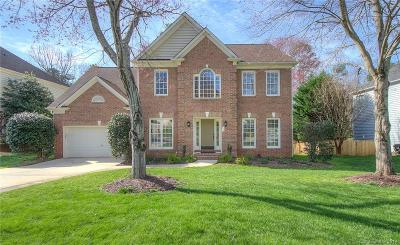 Charlotte Single Family Home Under Contract-Show: 3727 Providence Plantation Lane