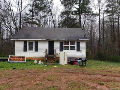 Crouse NC Single Family Home For Sale: $45,000