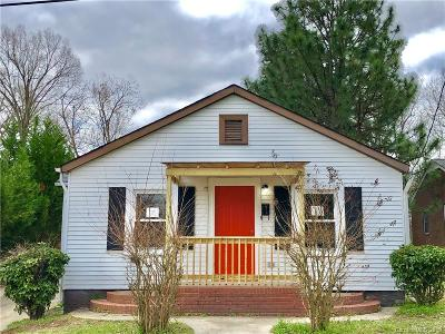 Salisbury Single Family Home For Auction: 721 Ellis Street N