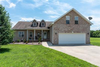 Lincolnton Single Family Home Under Contract-Show: 4406 Royal Oaks Drive