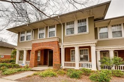 First Ward Condo/Townhouse For Sale: 622 E 9th Street