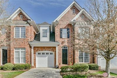Charlotte Condo/Townhouse For Sale: 3011 Crowder Court