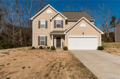 Charlotte Single Family Home For Sale: 9337 Macquarie Lane