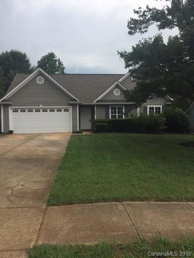 Charlotte Single Family Home For Sale: 4612 David Cox Road