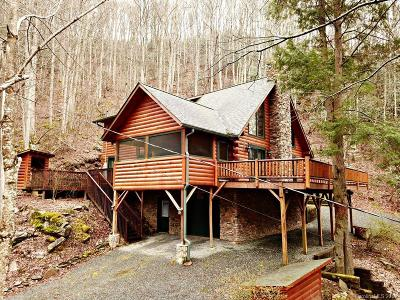 Jackson County Single Family Home For Sale: 3548 Dicks Creek Road