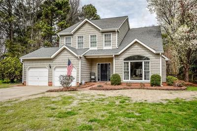 Mooresville Single Family Home For Sale: 116 Northhampton Drive