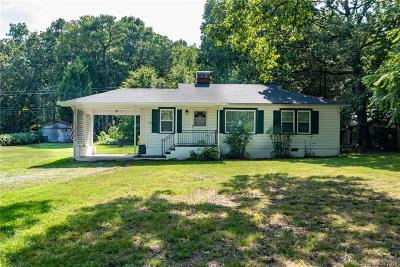 Charlotte Single Family Home For Sale: 10709 Rozzelles Ferry Road