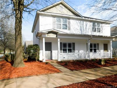 Huntersville Condo/Townhouse Under Contract-Show: 13105 Meadowmere Road