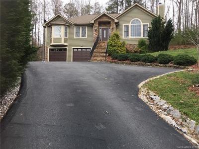 Candler Single Family Home Under Contract-Show: 23 Creek Run Road