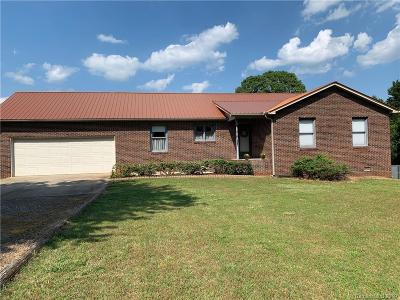 Salisbury Single Family Home For Sale: 3235 Cauble Road