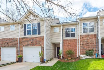 Charlotte Condo/Townhouse For Sale: 10763 Essex Hall Drive